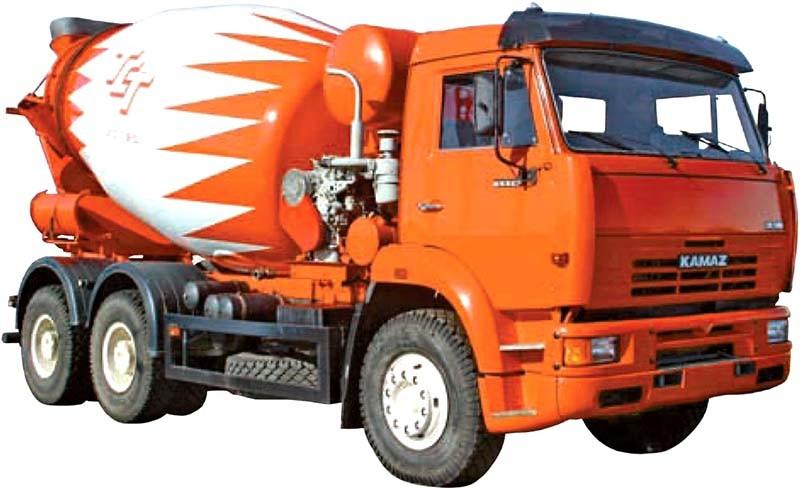 Доставка и заправка дизельным топливом автомиксеров в Голд Бренд