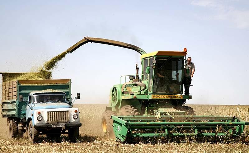 Дизельное топливо для сельскохозяйственной техники в Голд Бренд