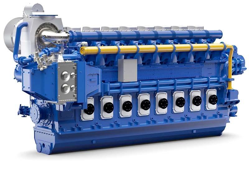 Дизельное топливо для судовых двигателей в Голд Бренд