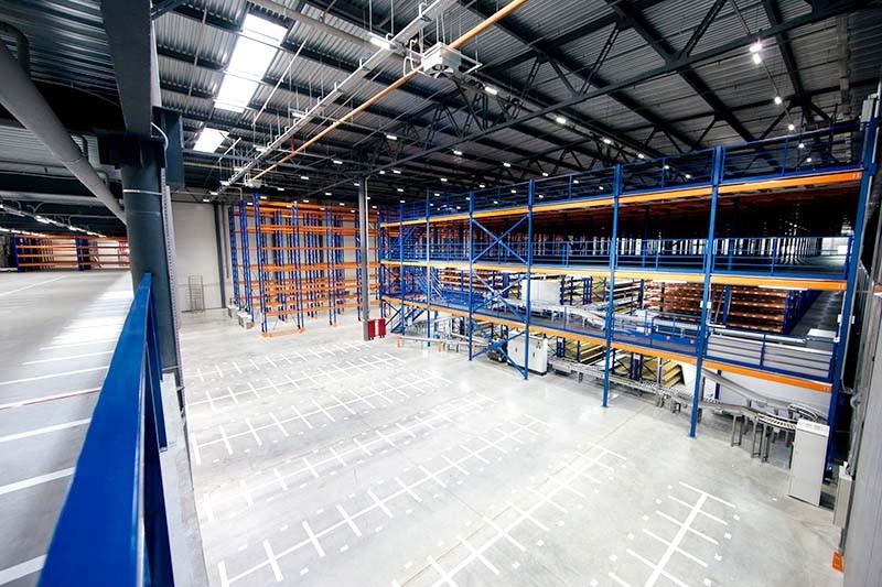 Дизельное топливо для складских комплексов в Голд Бренд