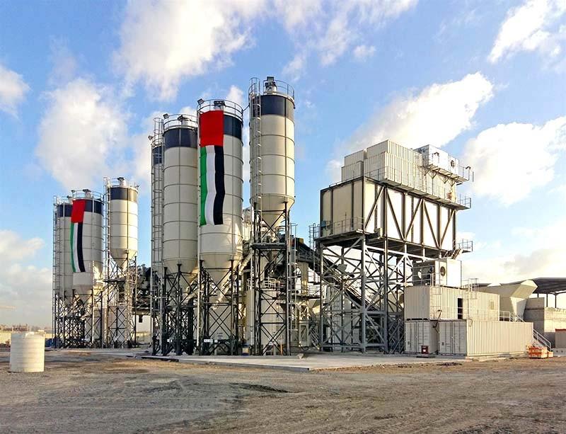 Дизельное топливо для бетонных заводов в Голд Бренд