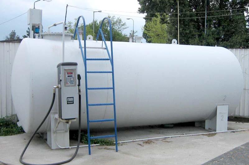 Хранение дизельного топлива в Голд Бренд